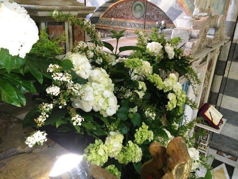 creazioni floreali cerimonia