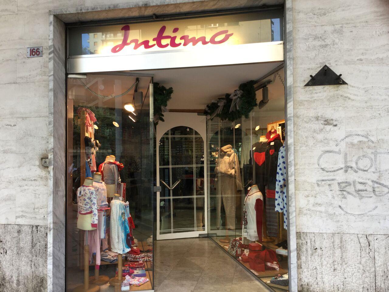 Biancheria Intima Genova