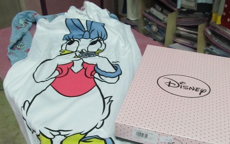 pigiama donna Walt Disney