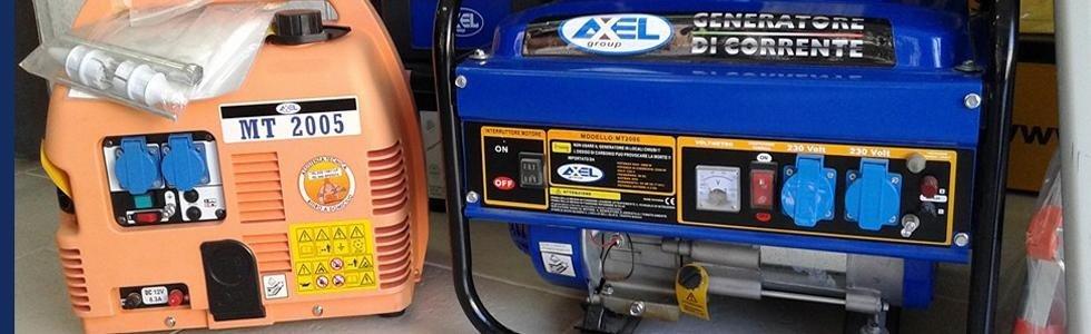 Due generatori di corrente