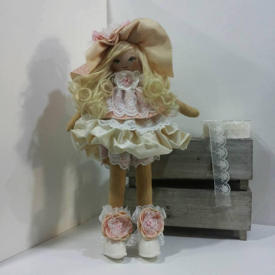 Una bambola di pezza