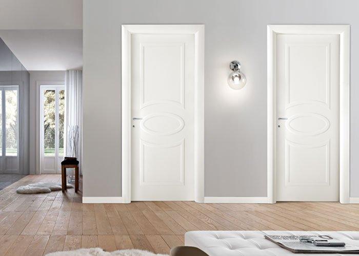 Porte interne torino panzetta for Porte interne bianche moderne