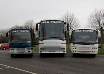 travel buses