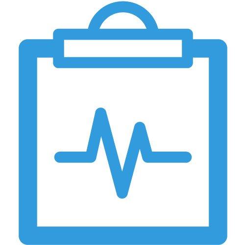 Icona cartella clinica