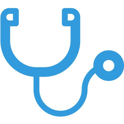 Icona stetoscopio