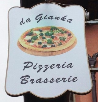 pizzeria da gianka