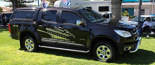 Mobile service of Adelaideute