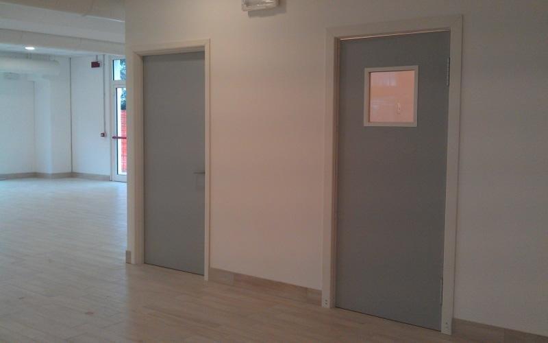 Porte per palestre