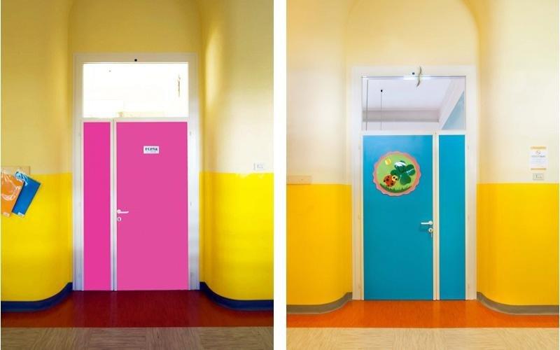 Porte per aule