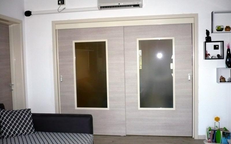 Porte in pvc per appartamenti