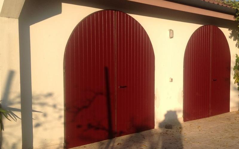 scuri in PVC per abitazioni private