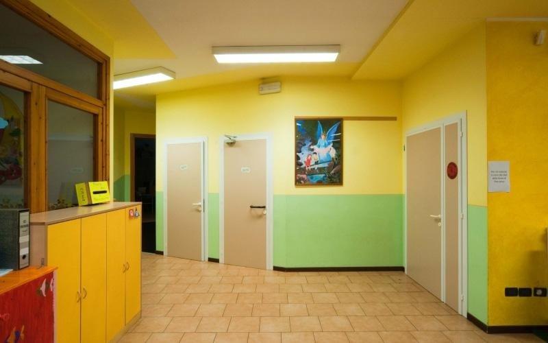 Porte in PVC per edifici scolastici