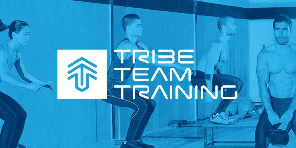 TRIBE TEAM TRAINING header