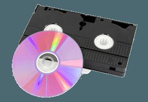 Conversione VHS su DV
