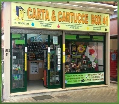 Carta & Cartucce Roma