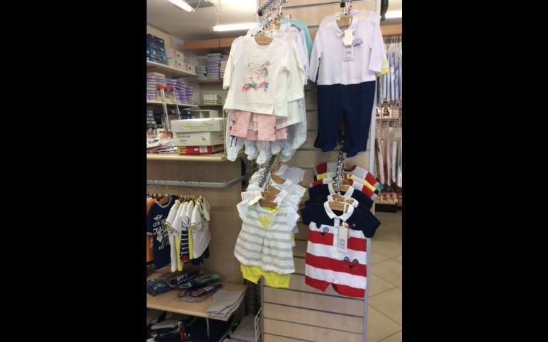 vendita abbigliamento bimbi