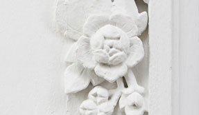 Floral moulding