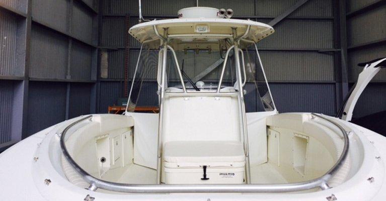 boat canopy