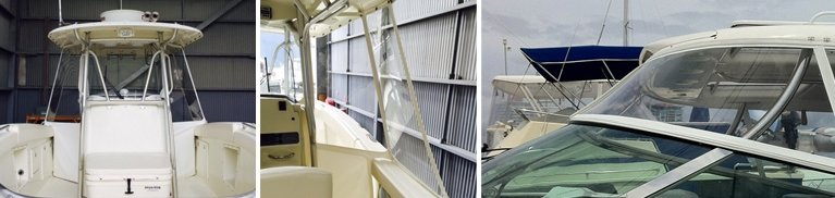 bayline marine covers clears