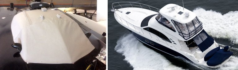 bayline marine covers and canopies