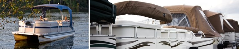 bayline marine pontoon covers