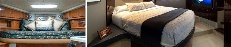 bayline marine covers mattresses
