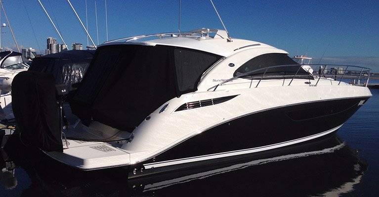 canopy for boat queensland