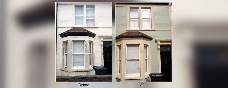 External Paint Removal