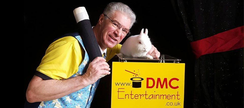 DMC Entertainment Company Logo