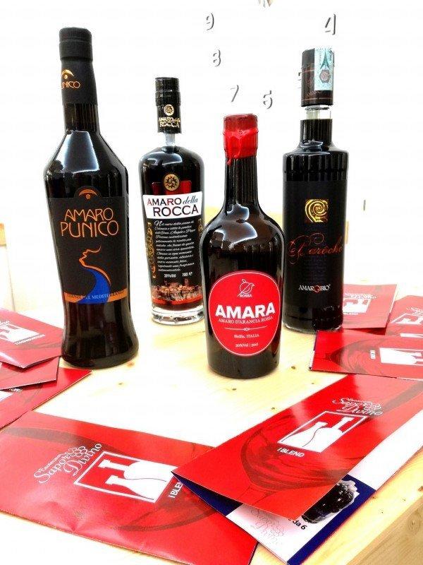 prodotti liquorosi in bottiglia