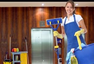 pulizia condominiale e scale