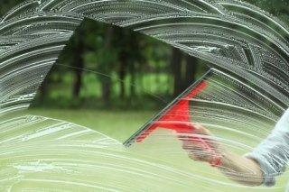pulizia vetri e vetrate per privati