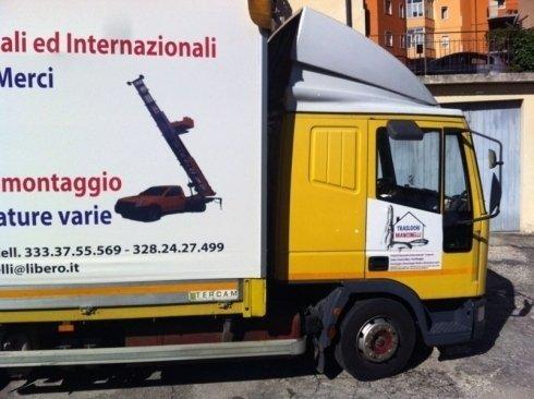 Traslochi Mancinelli