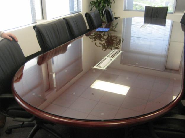 pdp desktop glass ca tabletop riser stand wayfair vivo triangle top table corner furniture