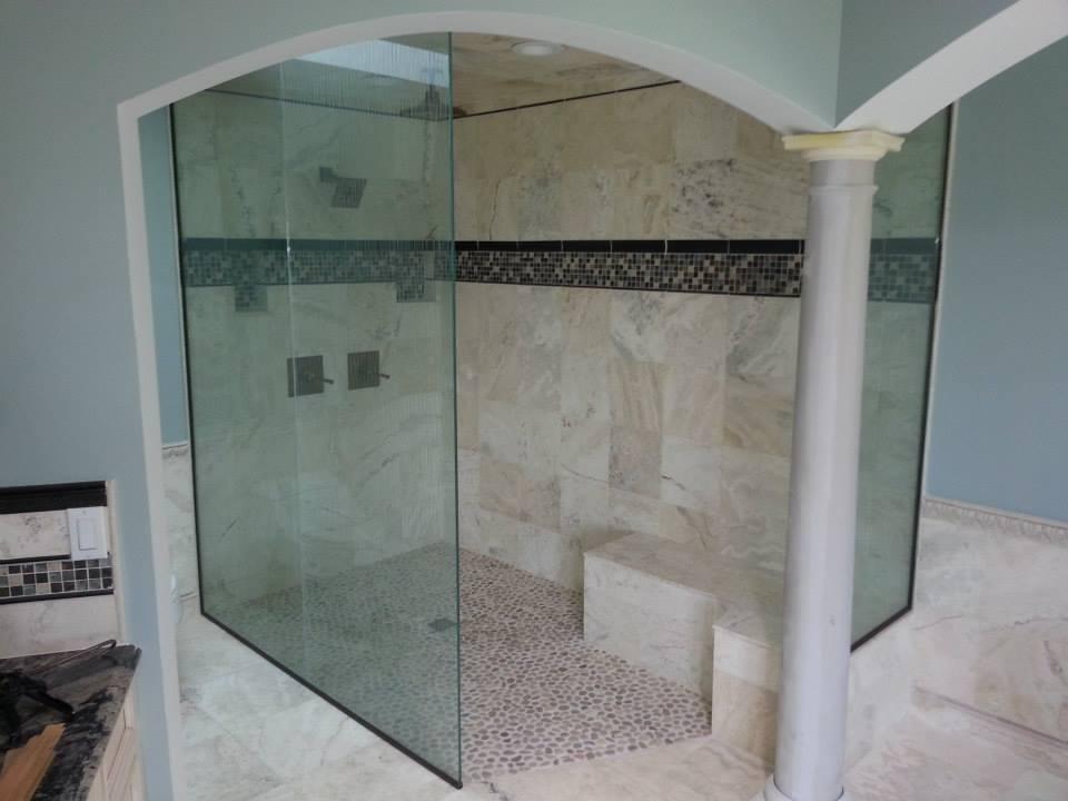 Custom Glass Shower Doors Fenton, Michigan