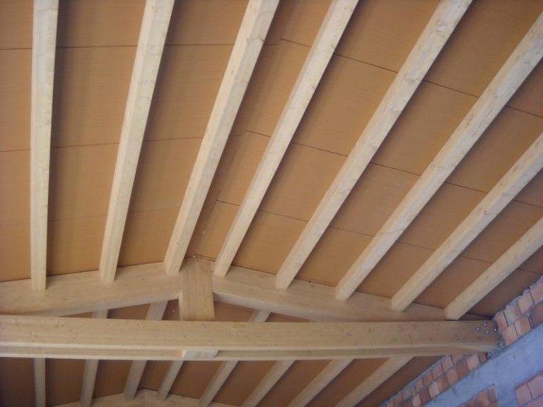 Strutture portanti in legno