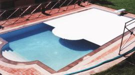 teli per piscine, coperture per piscine, coperture automatiche per piscine