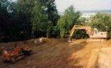 lavori di edilizia stradale, scavi in roccia, reti fognarie