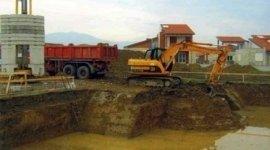 opere idrauliche, demolizioni per aziende e privati, sbancamenti
