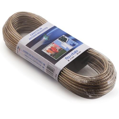 fil de laiton revêtu