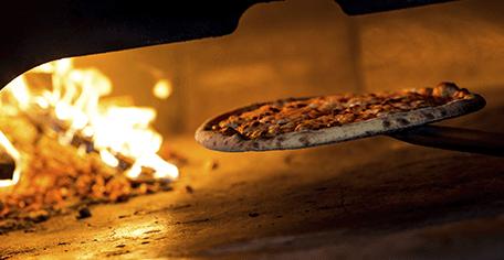 vendita forni per pizze