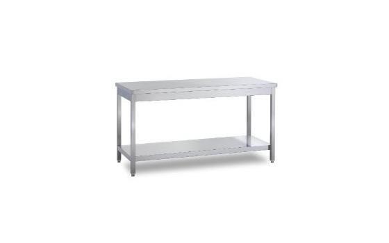 mobili in acciaio inox