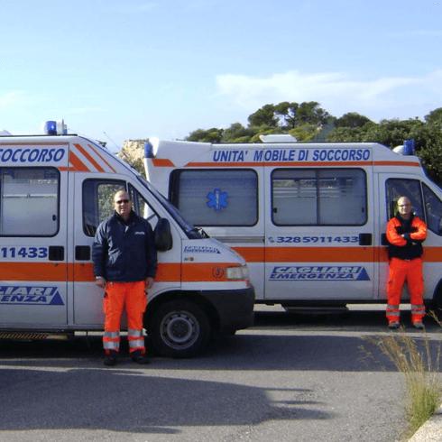 due ambulanze