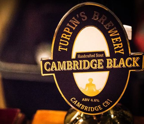 cambridge black brew logo