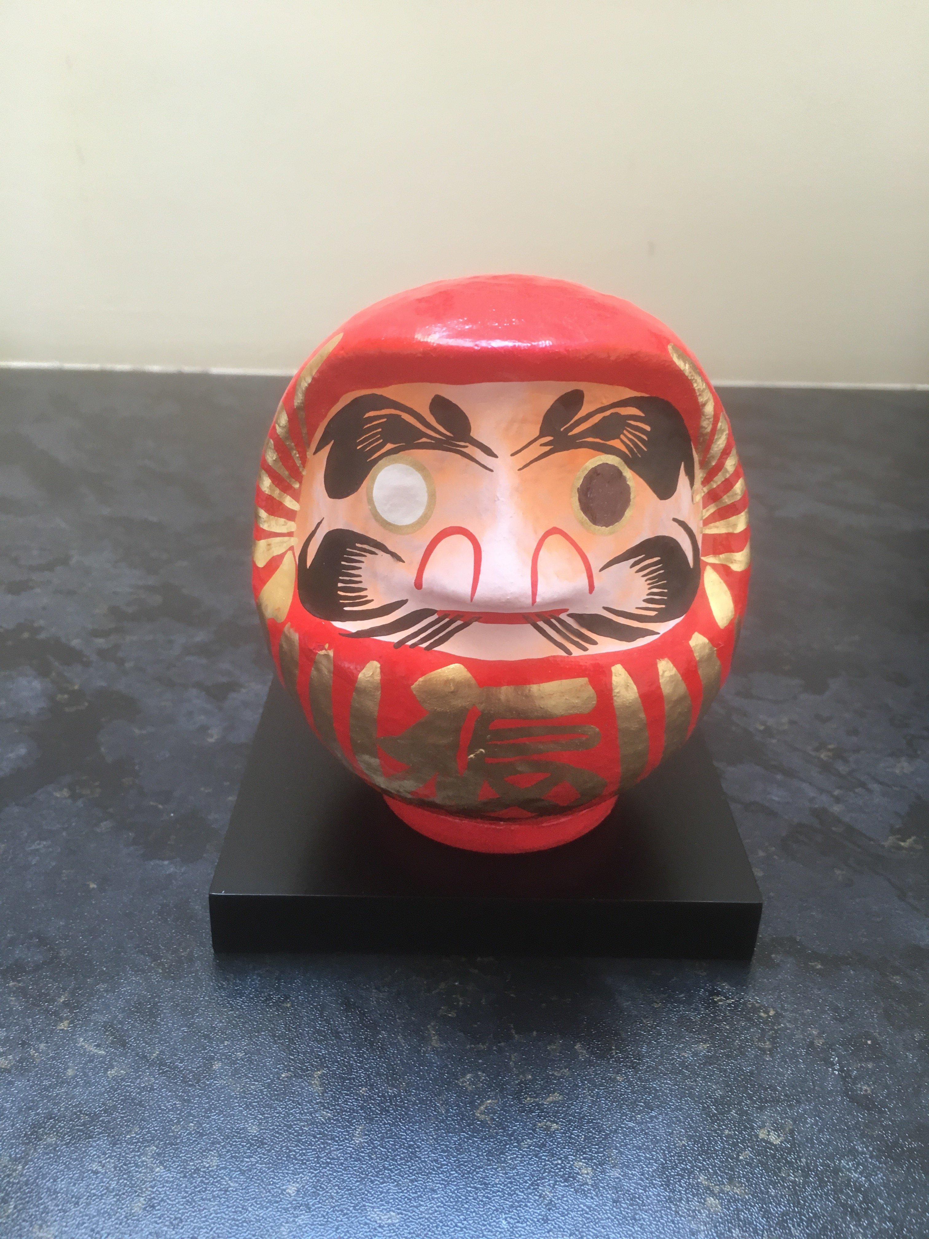 Japanese Daruma doll