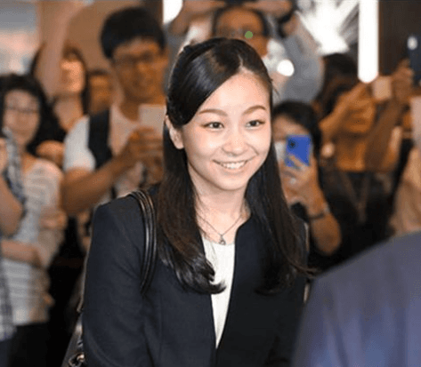 Japanese Princess going to study at Leeds University