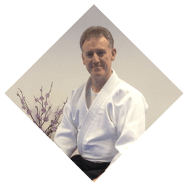 Martial art teacher