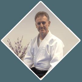 Martial art teacher