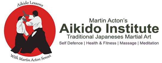 Martin Acton's Aikido Institute logo