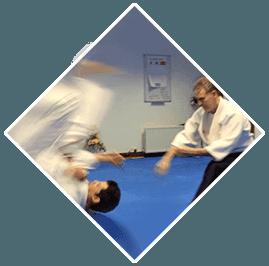 Martial art moves